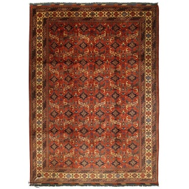 Central Asian Rug - Kargai Carpet