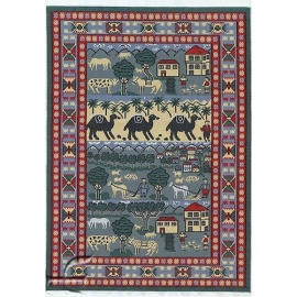 Miniature Turkish Carpet ( Large )