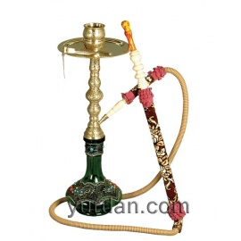 Nargile - Brass Water Pipe
