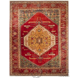 Turkish Carpet - Oushak Carpet