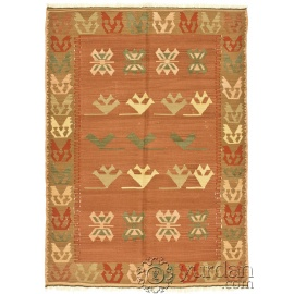 Turkish Kilims- Oushak