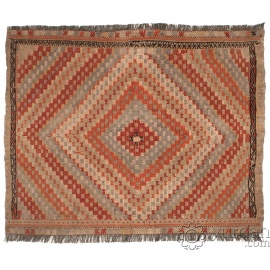 Vintage Turkish Kilim- Jijim