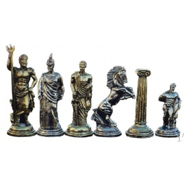 Chess Figures - Poseidon