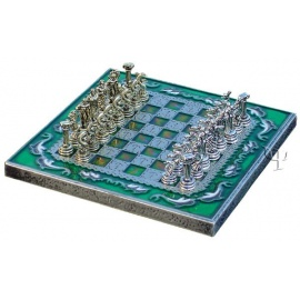 Chess Set - Dolphin