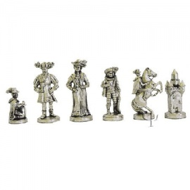 Chess Figures - Spanish