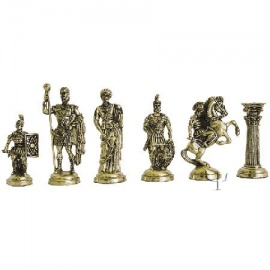 Chess Figures - Roman