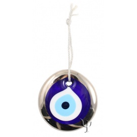 Turkish Evil Eye - Glass Charm