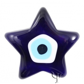 Turkish Evil Eye - Star Paper Weight