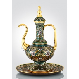 Bab-i Alem Ewer with Plate