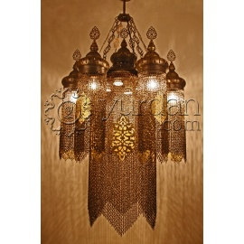Ottoman Chandelier - FREE SHIPPING