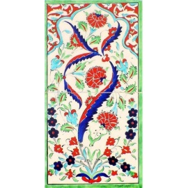 Iznik Tile Panel