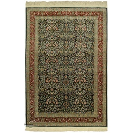 Turkish Rug - Hereke Silk Carpet