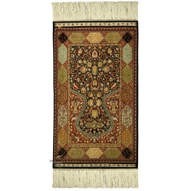 Turkish Rug - Super fine Hereke Silk Carpet