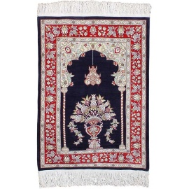 Turkish Rugs - Hereke Silk Carpet
