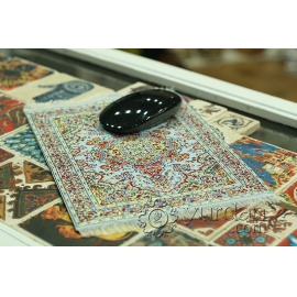 Miniature Turkish Carpet Mouse pad