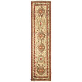 Persian Rug - Silk Soumak Runner