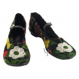 Suzani Shoes