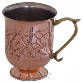 Turkish Copper Cup