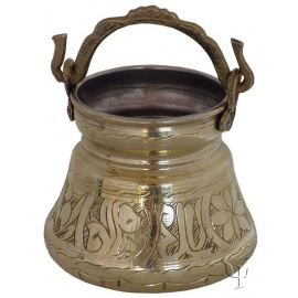 Turkish Copper Bucket