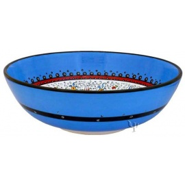 Iznik Design Ceramic Bowl - Millenium