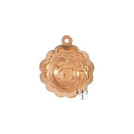 Turkish Copper Cup Cake Molds