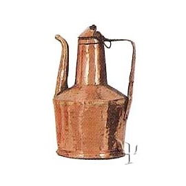 Turkish Copper Chankiri Ewer