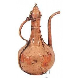 Turkish Copper Kastamonu Ewer