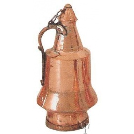 Turkish Copper Kayseri Water Jug