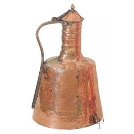 Turkish Copper Adana Water Jug