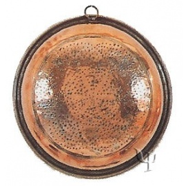 Turkish Copper Strainer (Large)
