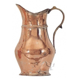 Turkish Copper Antep Decanter