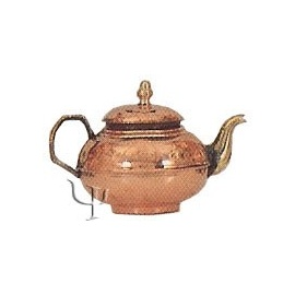 Turkish Copper Tea - pot