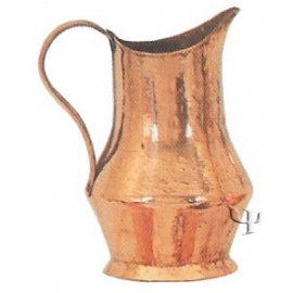 Turkish Copper Marash Decanter (Medium)