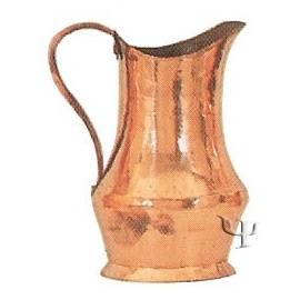 Turkish Copper Marash Decanter (Small)