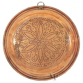 Turkish Copper Strainer (No: 9)