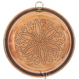 Turkish Copper Strainer (No: 8)