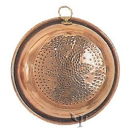 Turkish Copper Strainer (No: 6)