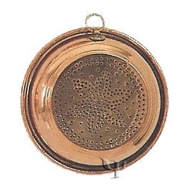 Turkish Copper Strainer (No: 5)