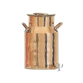 Turkish Copper Milk Jug with Handles (Small)