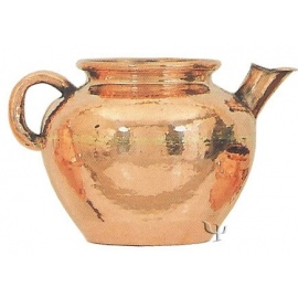 Turkish Copper Belly Kettle