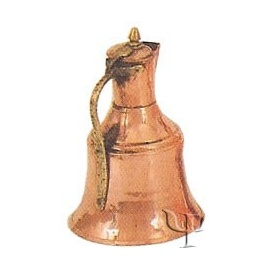 Turkish Copper Trabzon Water Jug