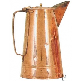 Turkish Copper Milk Pot