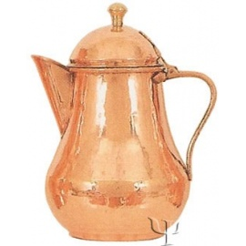 Turkish Copper Beaked Large Jug