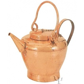Turkish Copper Large Kettle