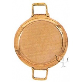 Turkish Copper Pan with Handles