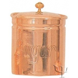 Turkish Copper Spice Set (Sugar Container)