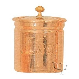 Turkish Copper Spice Set (Tea Container)