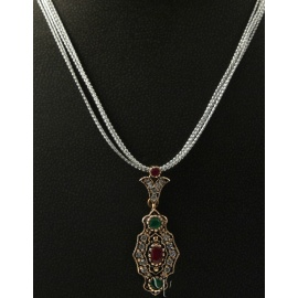Artifact Silver Necklace