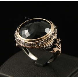 Artifact Silver Ring - Men