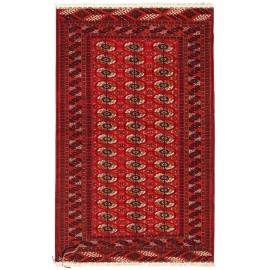 Central Asia Rugs - Bokhara Carpet